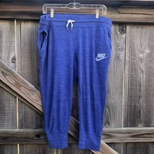 Soft and Comfortable Nike Capri Joggers